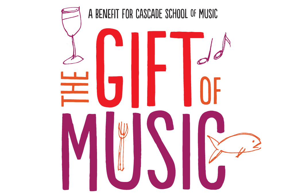 gift of music flyer