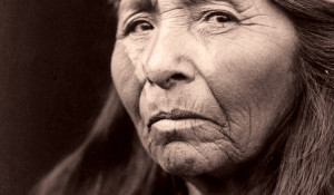 Edward Curtis Exhibit